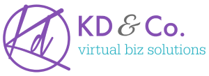 Virtual Assistant Services | KD & Co. Virtual Biz Solutions
