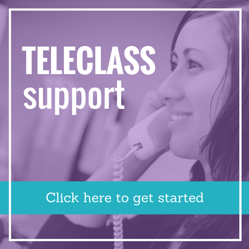 teleclass support package